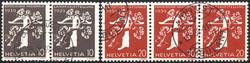 5655150: Schweiz K/Z/S, Sammlungen, Lots und Posten - Lot