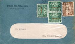 2425: Ecuador - Lot