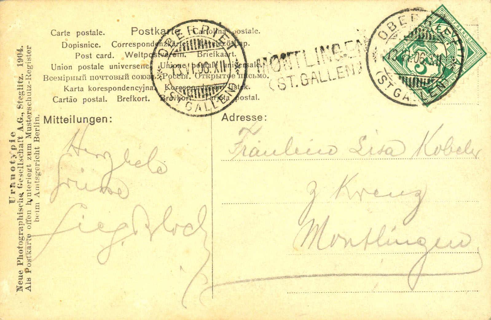 Lot 369 - kanton st. gallen  -  MH Marken GmbH Auktion 118