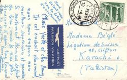 7910: Sammlungen und Posten Ansichtskarten Europa - Lot