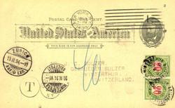6605: USA - Portomarken