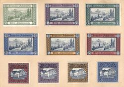 7350: Sammlungen und Posten Weltweit - Vignetten