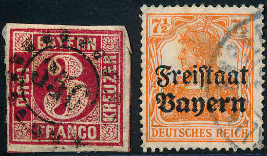 Lot 1563 - Bayern  -  MH Marken GmbH Auktion 118