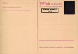 1320: Französische Zone Allgemeine Ausgabe - Ganzsachen