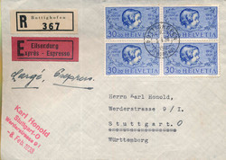 5656: Schweiz Pro Juventute - Sammlungen