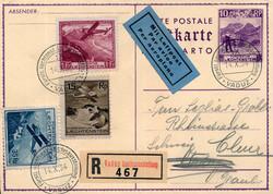 4175020: Liechtenstein Portomarken - Sammlungen