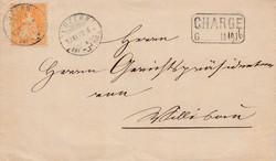 5655146: Schweiz Sitzende Helvetia gezähnt - Sammlungen