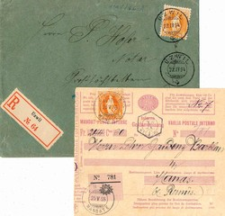 5655147: Schweiz Stehende Helvetia - Sammlungen
