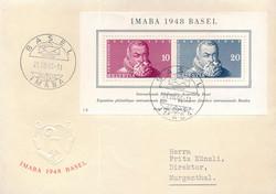 5655155: Schweiz Zwischenstege - Stempel