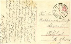 5711000: Schweiz Soldatenmarken, 1. Weltkrieg 1914-1918 - Stempel