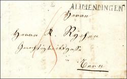 5655051: Kanton Bern - Stempel