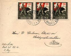 5711000: Soldatenmarken, 1. Weltkrieg 1914-1918 - Militaerpostmarken