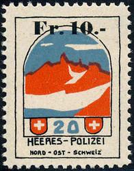 5711000: Soldatenmarken, 1. Weltkrieg 1914-1918 - Dienstmarken