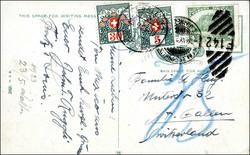 4425: Mexiko - Portomarken