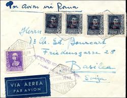 5790: Spanien - Flugpostmarken