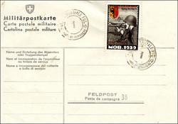 5711005: Schweiz Soldatenmarken, 2. Weltkrieg 1939-1945