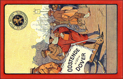 1810: Belgien - Ganzsachen
