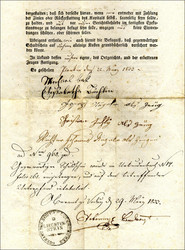 4175: Liechtenstein - Dokumente