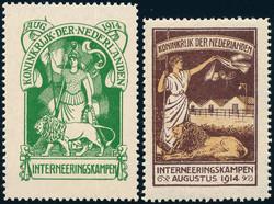4610: Niederlande - Portofreiheitsmarken