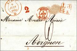 5655056: Kanton Basel - Vorphilatelie