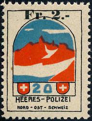 5711005: Soldatenmarken, 2. Weltkrieg 1939-1945 - Militaerpostmarken