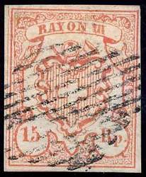 5655125: Rayon III, kleine Ziffer (RP.) - Stempel
