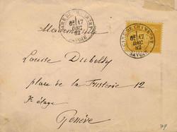 3340: Irland - Briefe Posten