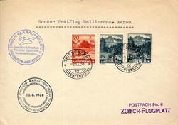 4175020: Liechtenstein Portomarken - Flugpostmarken