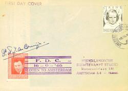 4610: Niederlande - Flugpostmarken