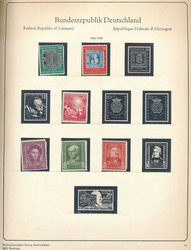 7350: Sammlungen und Posten Weltweit