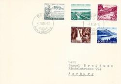 5657: Schweiz Pro Patria - Engros