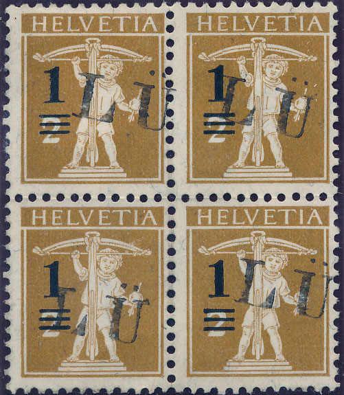 Lot 779 - F R A N K A T U R E N & ABSTEMPELUNGEN (ab ca. 1907)  -  MH Marken GmbH Auktion 118