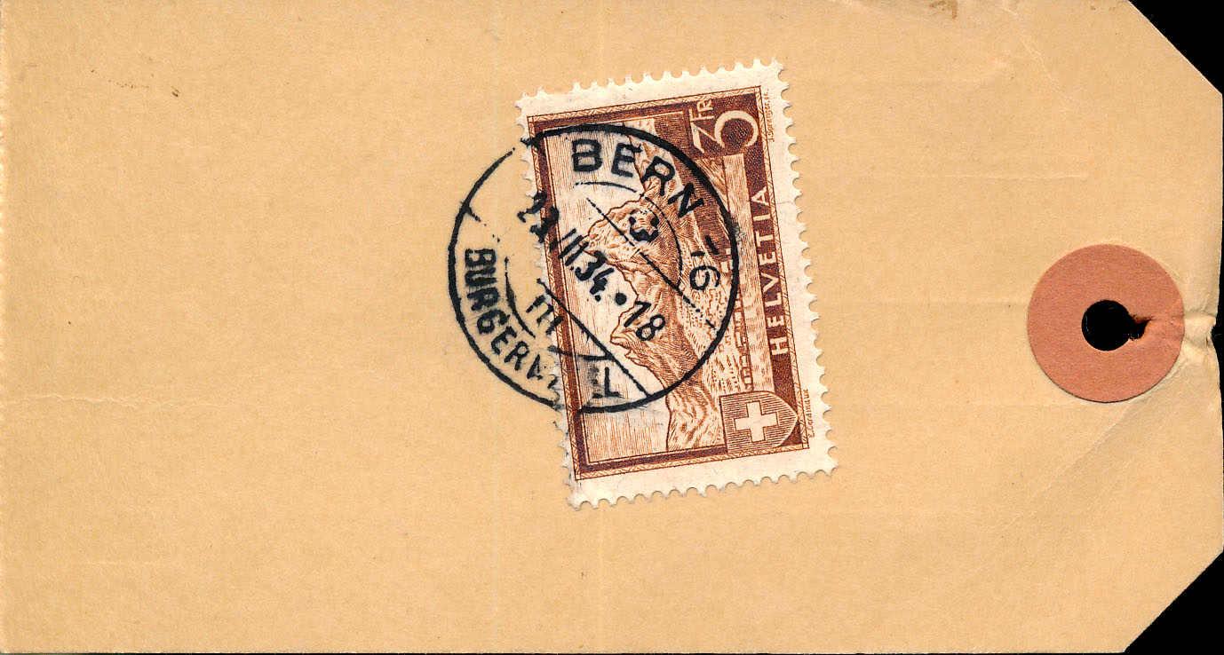 Lot 25 - kanton bern  -  MH Marken GmbH Auktion 118