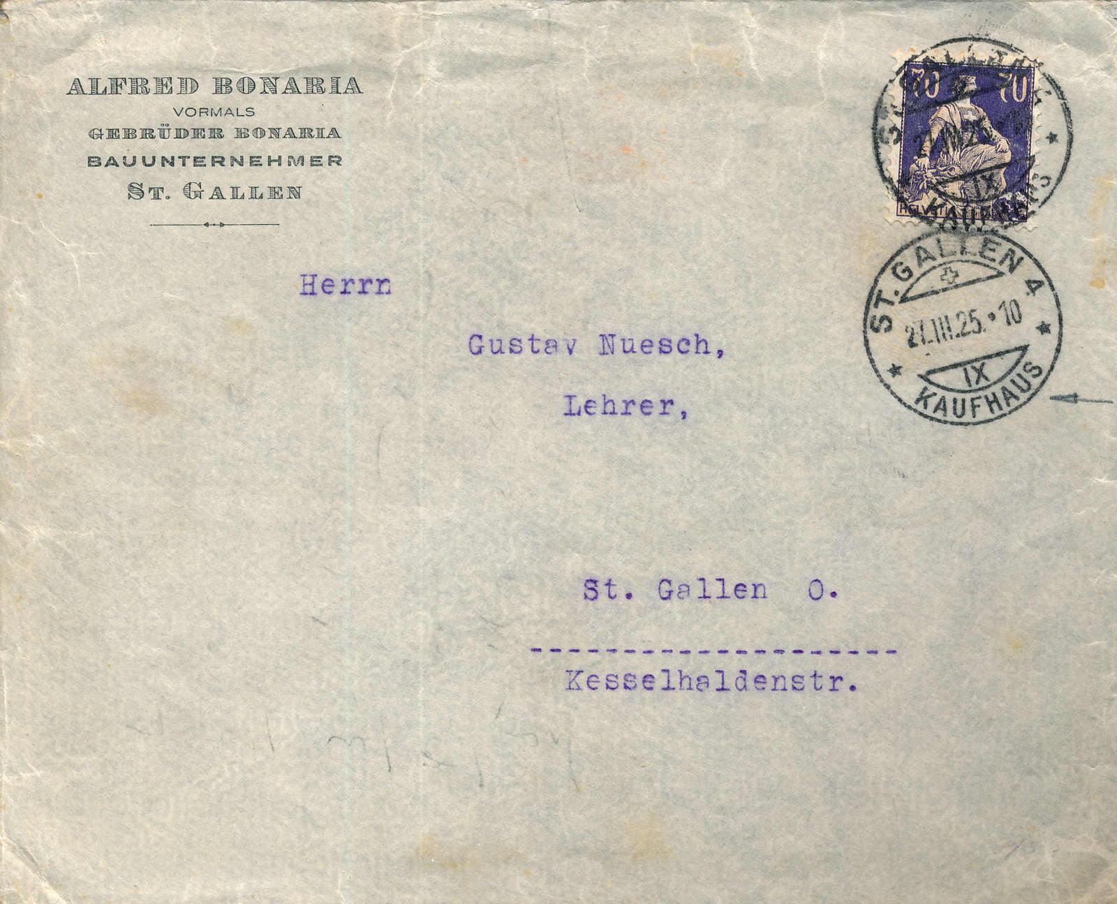 Lot 371 - kanton st. gallen  -  MH Marken GmbH Auktion 118