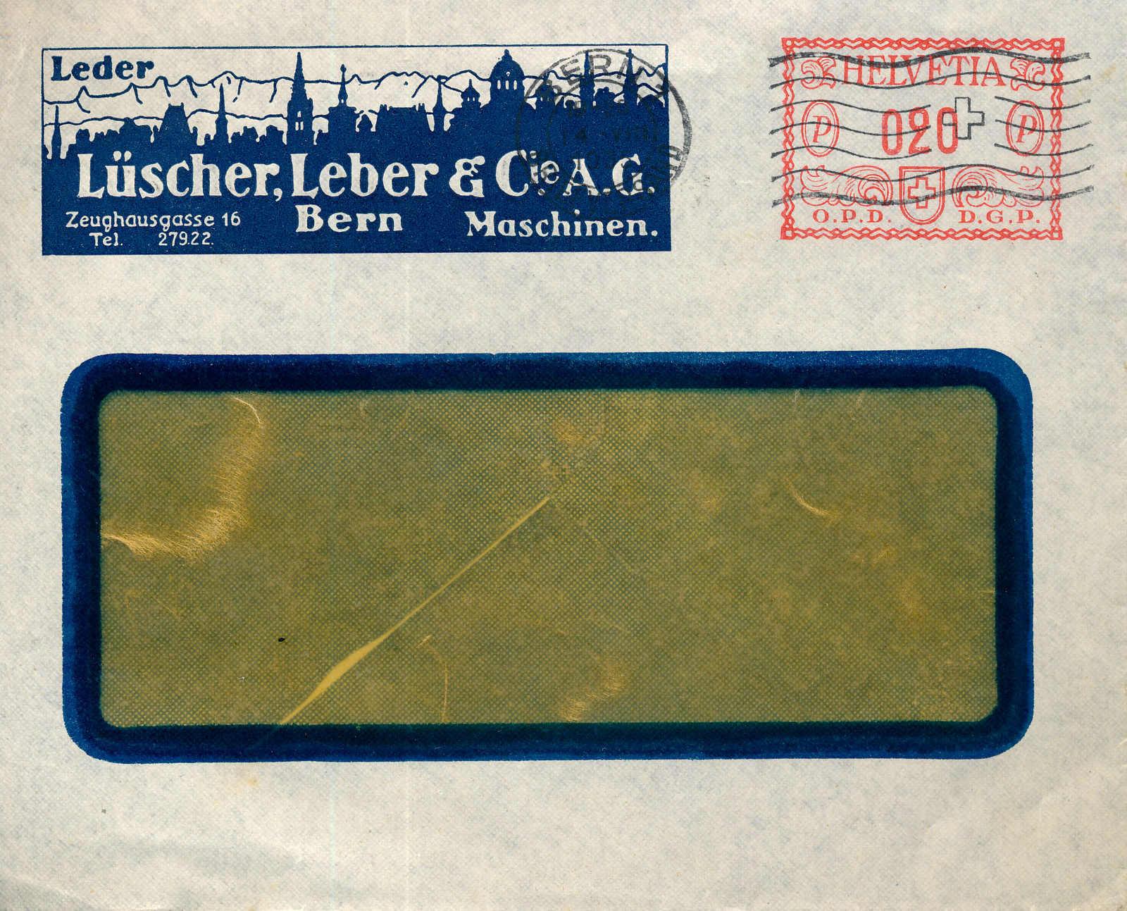 Lot 1 - kanton bern  -  MH Marken GmbH Auktion 118