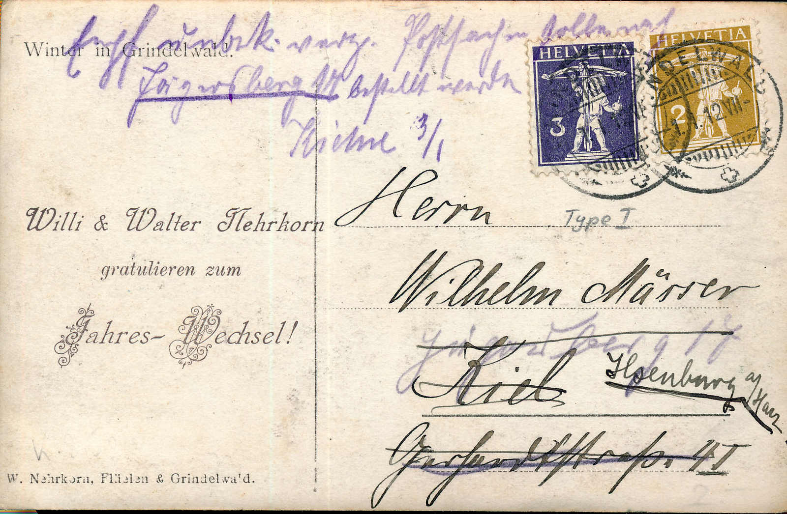 Lot 20 - kanton bern  -  MH Marken GmbH Auktion 118
