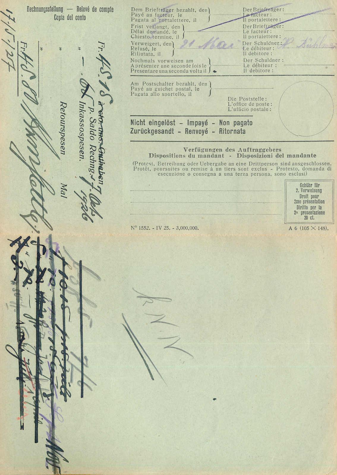 Lot 12 - kanton bern  -  MH Marken GmbH Auktion 118