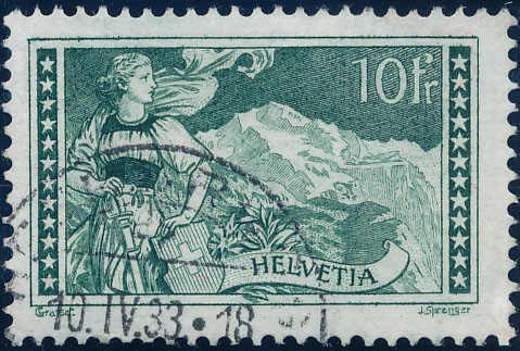 Lot 834 - schweiz ab 1907  -  MH Marken GmbH Auktion 118