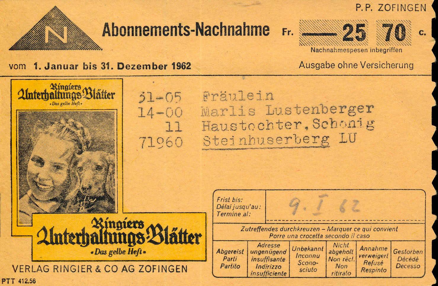 Lot 193 - KANTON AARGAU  -  MH Marken GmbH Auktion 118