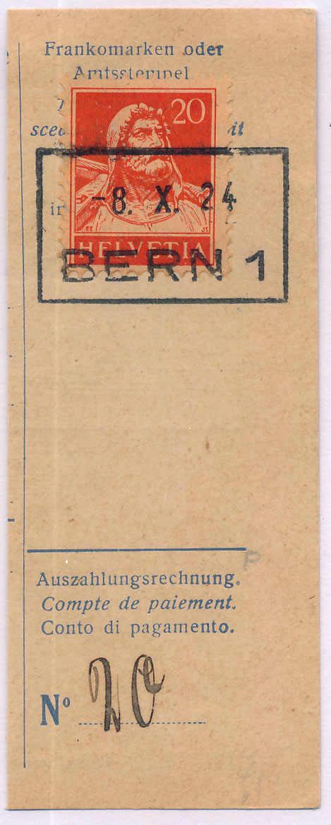 Lot 4 - kanton bern  -  MH Marken GmbH Auktion 118