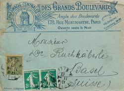 140760: France, Departement Paris (75)