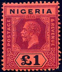 4665: Nigeria - Sammlungen