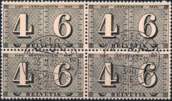 5655154: Schweiz Zusammenhängende - Sammlungen