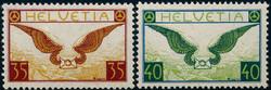 5659: Schweiz Flugpostmarken - Lot