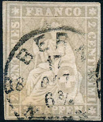 5655138: Strubel Frankaturen - Lot