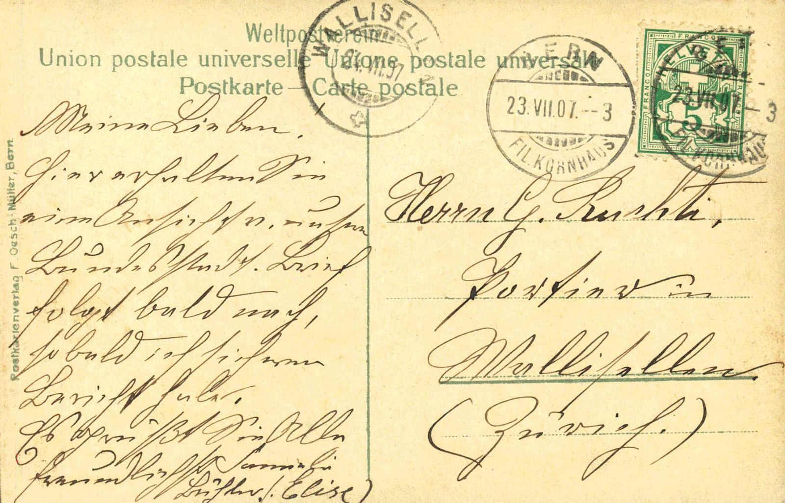 Lot 3 - kanton bern  -  MH Marken GmbH Auktion 118