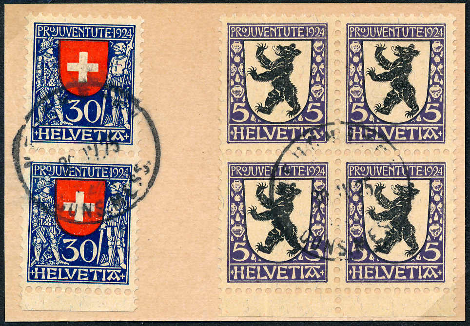 Lot 1049 - pro juventute  -  MH Marken GmbH Auktion 118