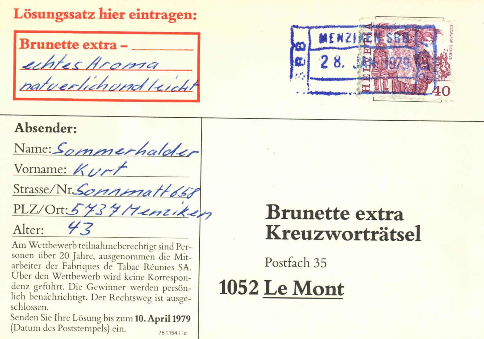 Lot 15 - kanton bern  -  MH Marken GmbH Auktion 118