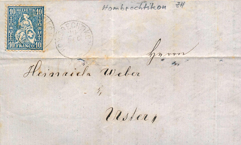 Lot 733 - F R A N K A T U R E N & ABSTEMPELUNGEN (bis ca. 1907)  -  MH Marken GmbH Auktion 118