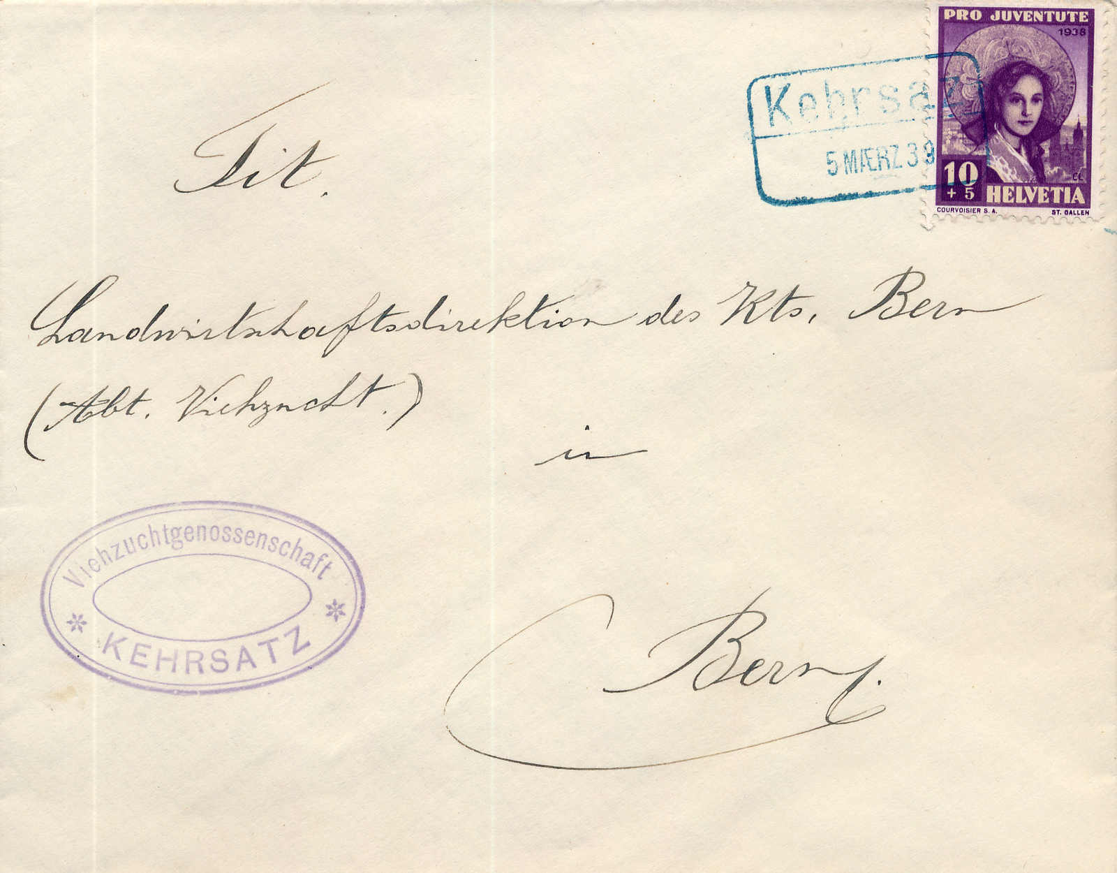 Lot 19 - kanton bern  -  MH Marken GmbH Auktion 118
